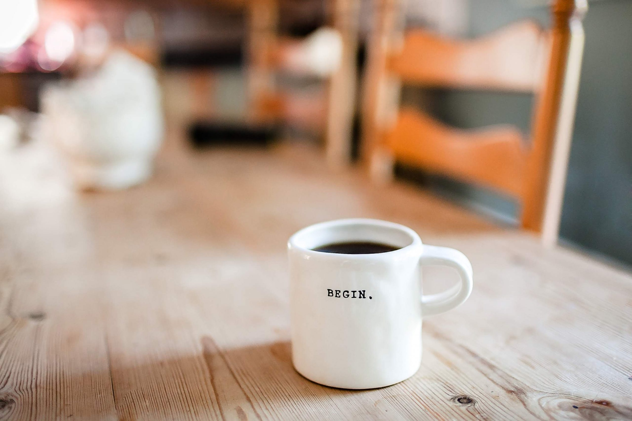 Best business conversation is over a coffee