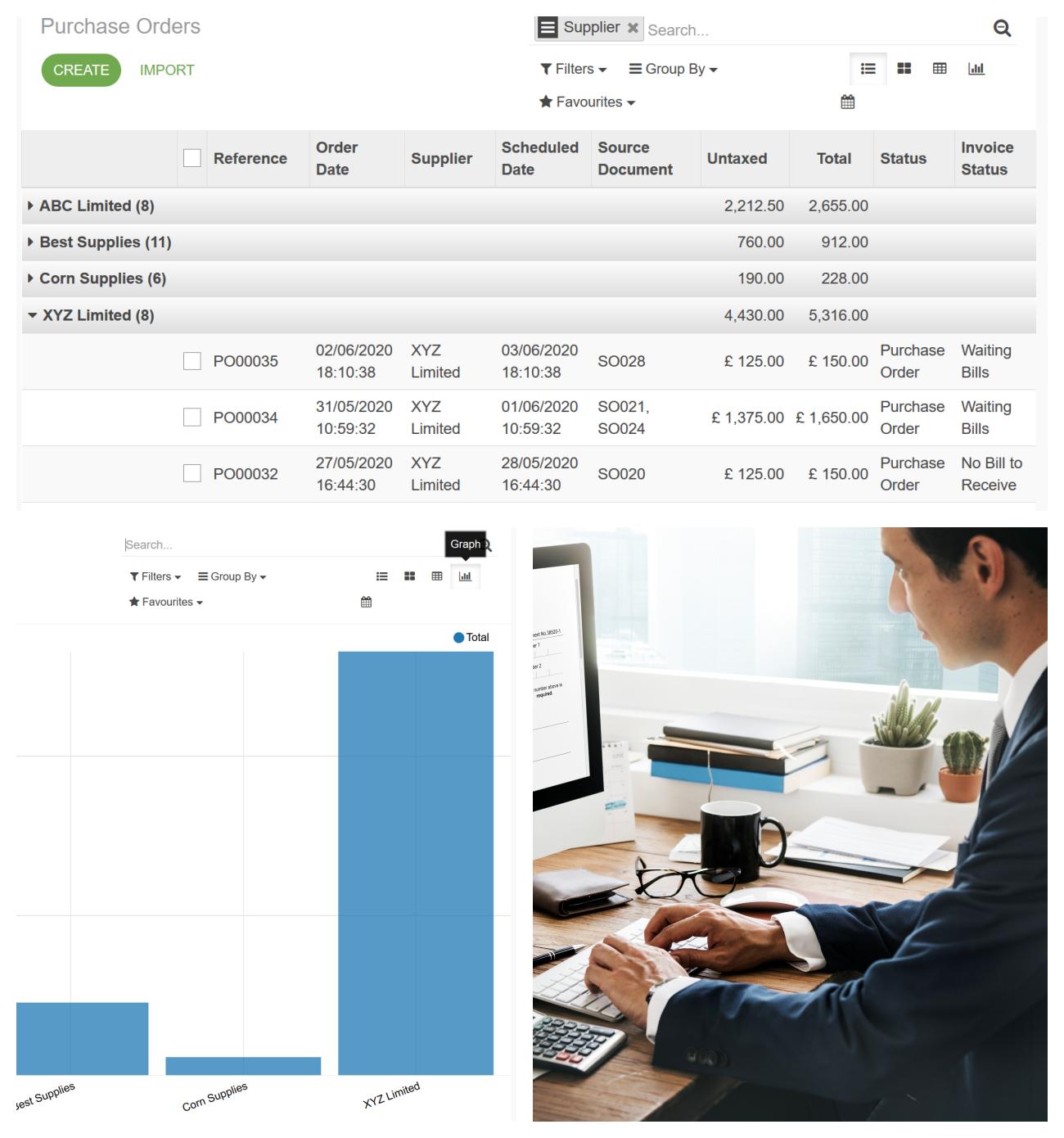 Cloud ERP Software Purchasing