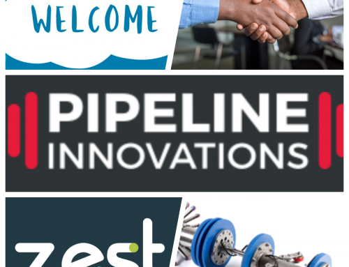 Warm welcome to Cloud ERP customer Pipeline Innovations