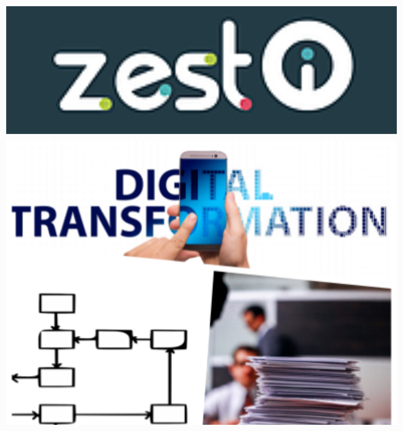 ZEST I-O for Digital Transformation