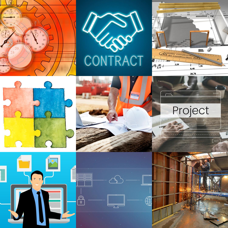 Project Service Site Management