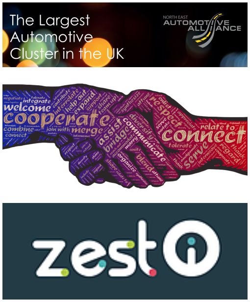 ZEST I/O North East Automotive Alliance