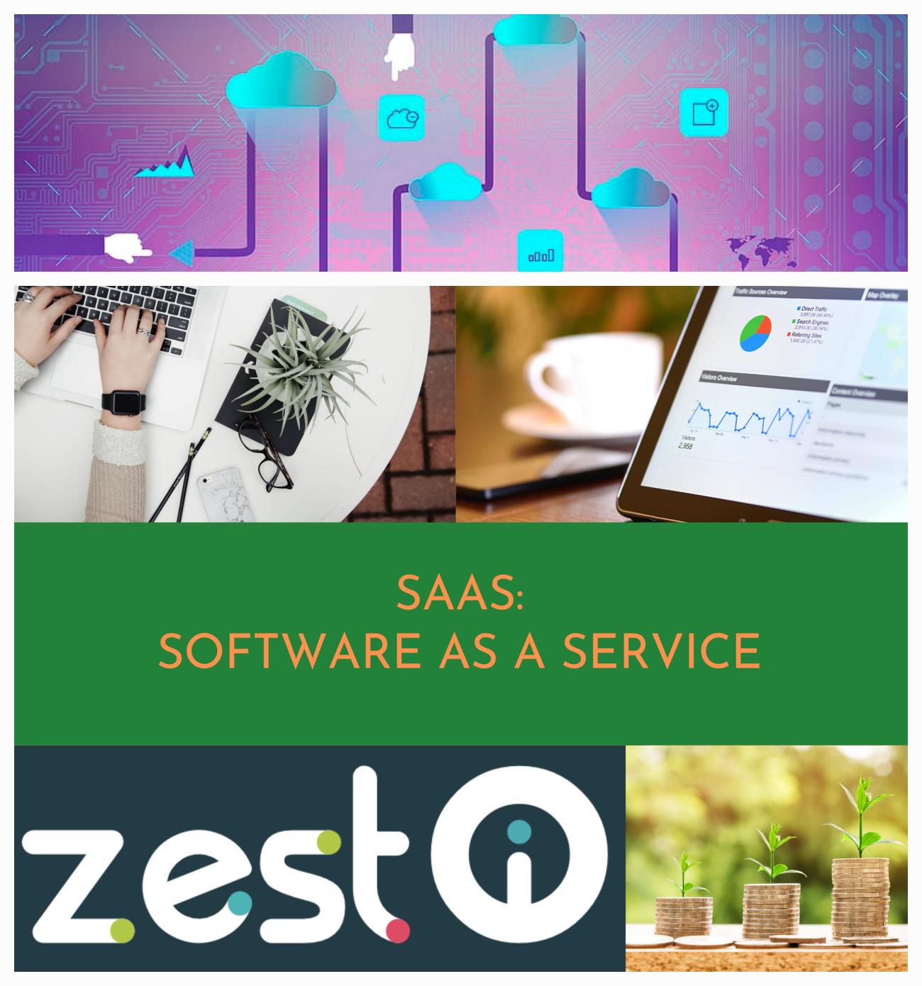 ZEST I-O Software As A Service SAAS