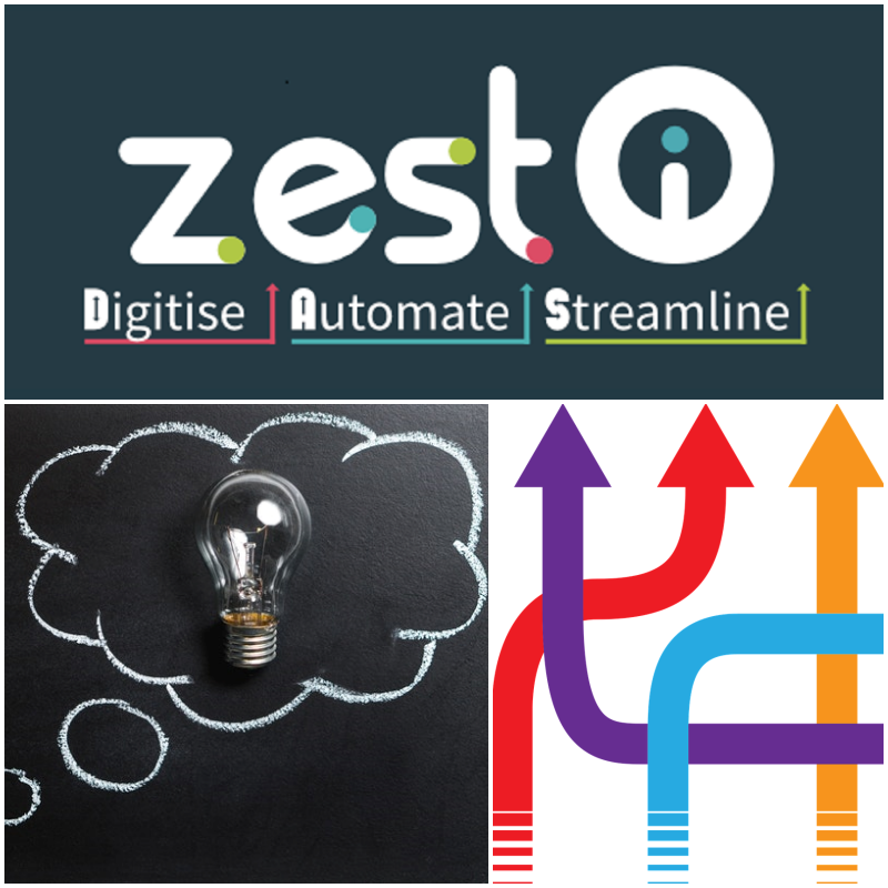 ZEST I-O Cloud Software & Consultancy Services